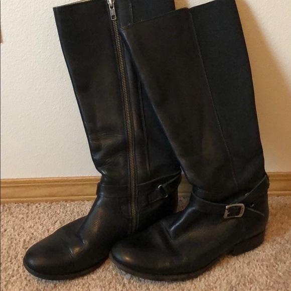 9cde233bd208 Frye Shoes - Frye boots Melissa Black Gore size 8 1 2